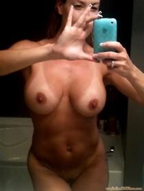 Milf takes pic big tits.