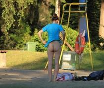 Nude at European lakes