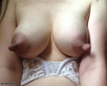Collection of breasts with longest biggest nipples ever