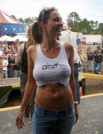 Hot displays of public nudity.