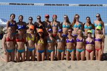 Young athletes, amateur bikini photos