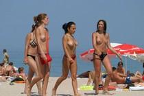 Beach bodies.