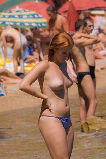 А вы давно бывали на подобном пляже? - смотреть..