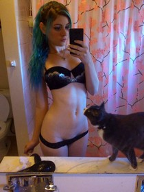 Awesome beginners panties pic with a amazing teen (18+) amateur.