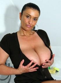 Cool and mature latina girl Madeleine
