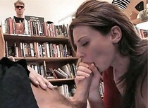 Awesome homemade bj photo with sexy mother.