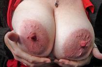 Большие титьки Porn pics of Nipples - 38