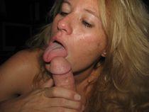 Blonde wife Photo porno