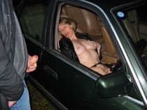 Wife Dogging Public Sex Car