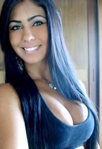 Amateur latina selfshot of big nasty boobs