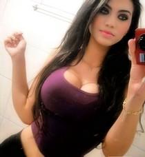Sweet bimbo selfshot her huge natural sexy hot amateur boobs
