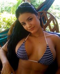 Nice young latina has so softly big real great natural boobs