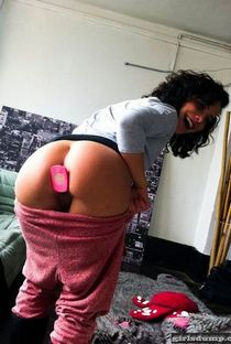 Superb booty college in this hot rear entry girlfriend photo.