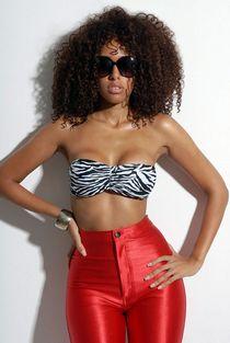 Zebra…red… yup swag in check!