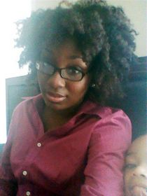 Epic afro days make me happy