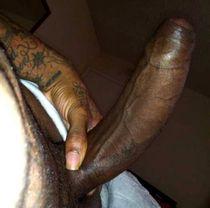 Perfect big black wang amateur