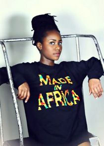 Made in Africa & Damn proud!