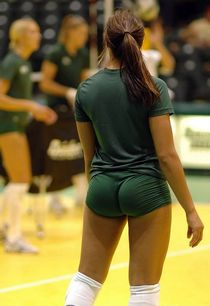 Beautiful ass student in a incredible photo.