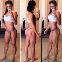 Gym woman.