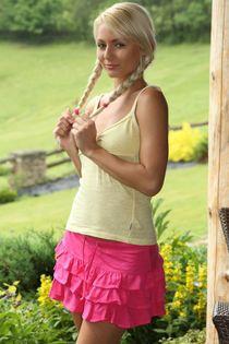 Pinky june outdoors-photos et galeries