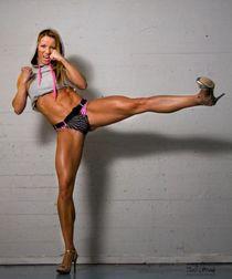Fitness Athlete and Model Lene Hansen Talks With TheAthletic