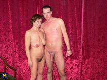 Porn Pic From Saggy titted hairy mature Trista get
