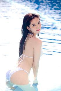 Ngoc Trinh Sexy VietNamese Bikini Model 1000asianbeauties