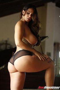 Alison Tyler Thick Ass Woman - Brazilian Boys 02 - More @ Ga