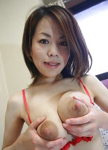Japanese girl squeezing milk out of her nipples Asian Porn T