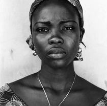 Young Woman from the Boni Yaou Family, Djougou, Benin Photog