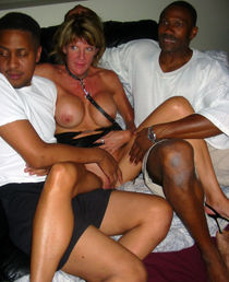 White submissive ladies - Amateur Interracial Porn