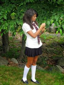 OldFashionedGirl SPANKING!: Schoolgirls.