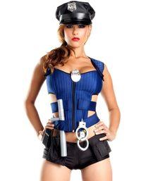 Ravishing Rookie Sexy Adult Costume