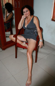 Annalize a 50 year old cougar from South Africa a mature women,hairy ...