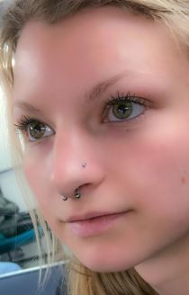 Pin by Body Piercing By Qui Qui on Nose Piercings - Body Pie