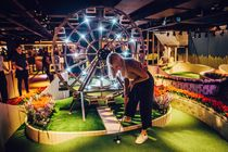 The Swingers Open - London's only crazy golf tournament West