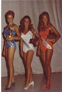 1973 Miss America swimsuit winners Pageant photos