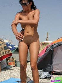 Beach dressing nudeyoung naked on beach