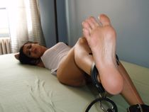 Foot Fetish Forum: Jaime Daniels! Holy Moley