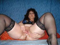 BBW chubby supersize big tits huge ass women - Pics -