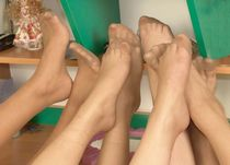 Many Feet - Blog Gallery