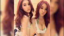 Sexy Asian Girl Dancing Part 2 #ShowYourBikini - YouTube