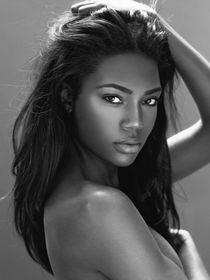 Model Afiya Bennett Shares Details About Her Life As A Model