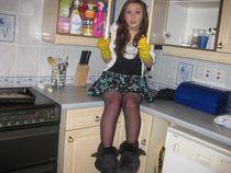Teen Pantyhose Leggings 91 Dunfermline upskirtporn
