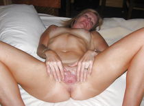 Wedding Ring Swingers : Hold it Open, Wives! - Pics -