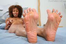 Ebony sole foot fetish-sexe archive