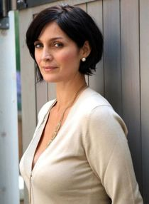 Carrie-Anne Moss #actress #beauty Beauties Carrie anne moss,