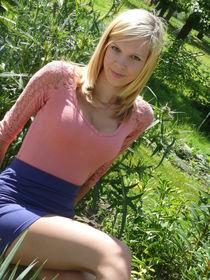 Blonde bikini teen from Poland upskirtporn