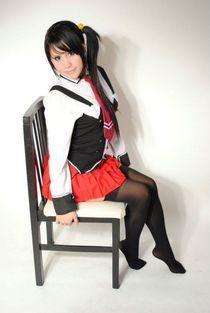 Brenda(Neru-Chan) Kurumi Imari Cosplay Photo
