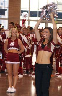 Washington State Cheerleaders - Free Porn Jpg